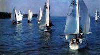 Яхты младших крейсерских классов выходят из Херсон