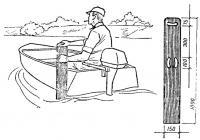 Заменитель весла