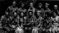 Занявшая первое место команда Сосновского судостроительного завода с завоеванными призами
