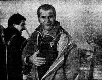3аслуженный мастер спорта Гурам Биганишвили