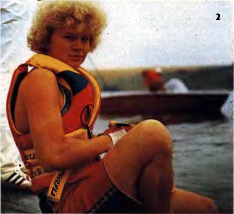Абсолютная чемпионка Европы 1984 г. Н. Пономарева