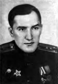 Асаф Гизатулович Камаев — в годы войны командир «МБК-511»