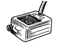 Цепной ящик из полиэтиленовой канистры