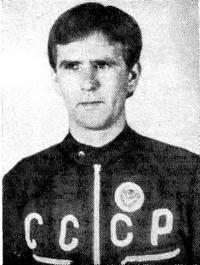 Чемпион мира по водно-моторному спорту А. Головин