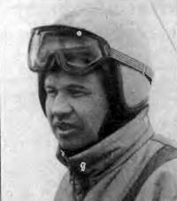Чемпион СССР в классе «С-8А» Владимир Грибов
