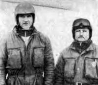 Чемпионы СССР в классе «Монотип-XV» — Юло Ныу и Анте Иоллер