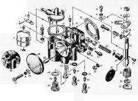 Детали мотора «Вихрь-М»