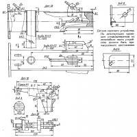 Детали сцепного устройства