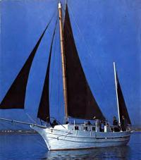 Двухмачтовая крейсерская яхта «Арман»
