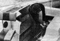 Двустворчатый капот обеспечивает хороший доступ для обслуживания двигателя