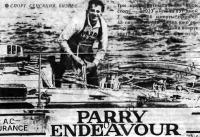 Джон Сандерс на своей яхте