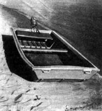 «Джонбот» легко вытаскивать на берег