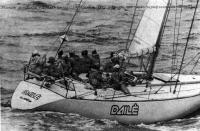 Экипаж литовской «Дайле»