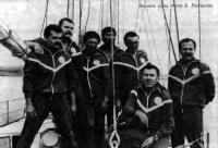 Экипаж яхты «Икар»