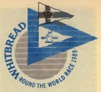 Эмблема кругосветной гонки «WRWR»