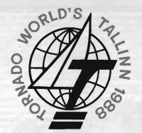Эмблема соревнований в классе «Торнадо»