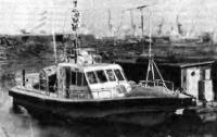 Фото катера «Алиот»