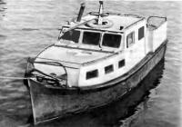 Фото прогулочного катера