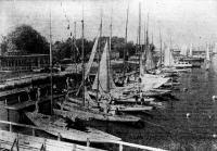 Гавань яхт-клуба «Калев» в 1952 г.