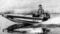 Глиссирование «Морского дротика»