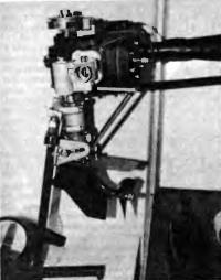 Гоночный мотор «Восход-250»