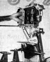 Гоночный мотор «Восход-500» для скутеров национального класса