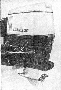 Гоночный восьмицилиндровый «Джонсон»
