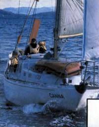 Ирландская яхта «Канна»