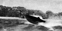 Испытания катера «Стиль-2500»