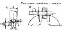 Изготовление самодельных люверсов