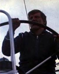 Капитан яхты «Дружба» Ристо Сало