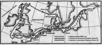 Карта плавания «Тормилинде»