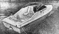 Катер «Фэлкон-18 Спорт» на воде
