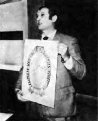 Командор Сибирской ассоциации буеров класса «DN» Виктор Фадеев