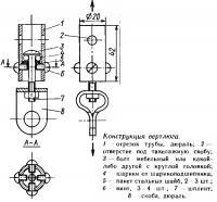 Конструкция вертлюга