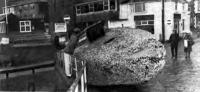 Корпус «Галеона» выброшенный на английский берег