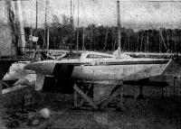 Корпус яхты «СТ-25»