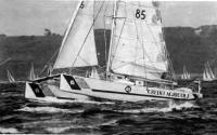 «Кредит Агрикол» на старте гонки в Плимуте