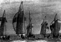 «Летучие Голландцы» прошли первый знак в штилевой гонке