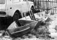 Лодка подготовлена к сборке