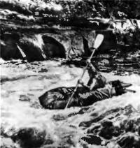 Лодка «Волна» проходит испытания боем на реке Охте