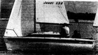 Лучшая среди микро серийная яхта «Жуйе-550»