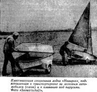 «Маварик» подготовленная к транспортировке за легковым автомобилем