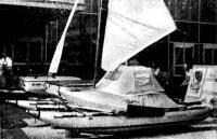 Металлическая лодка с обводами тика «джонбот» — «Казанка-6»