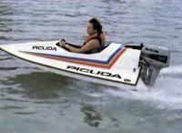 Мини-катер «Пикуда»