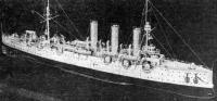 Модель крейсера «Аврора»