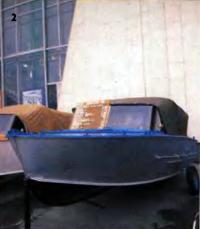 Модифицированная мотолодка «Прогресс-ЗМ»