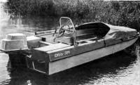 Моторная лодка «Обь-3М»