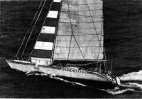 Надежда американских яхтсменов — «Тьюзди Чайлд»