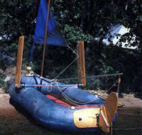 Надувная лодка «Нырок» И. А. Павлова